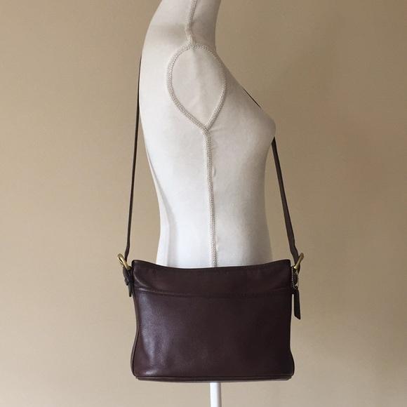 Coach Handbags - Coach Leather Crossbody Purse